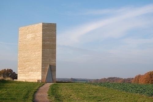 Peter Zumthor architecture land - okamika   ello