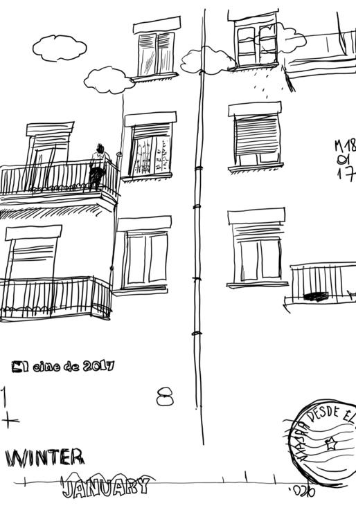 drawing undibujoaldia lines bla - hauering | ello