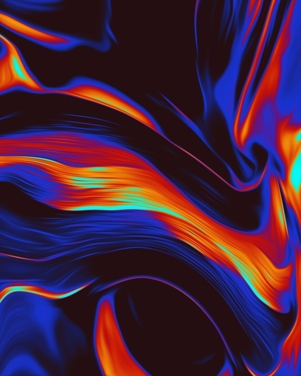 Draz digitalart abstract artdai - dorianlegret | ello