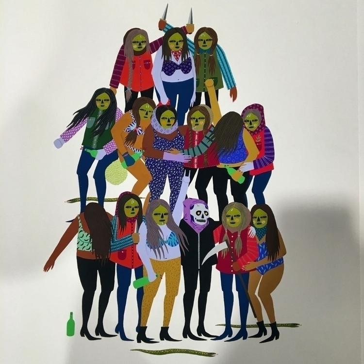 Wild women - angelafox | ello