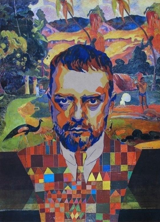 Paul Klee - His paintings refle - bauhaus-movement | ello