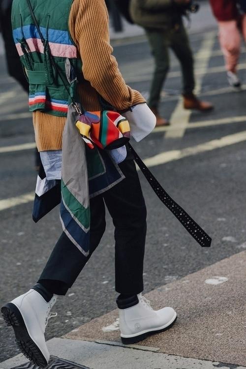 Street Style. London. Photo Dan - pjsmith | ello