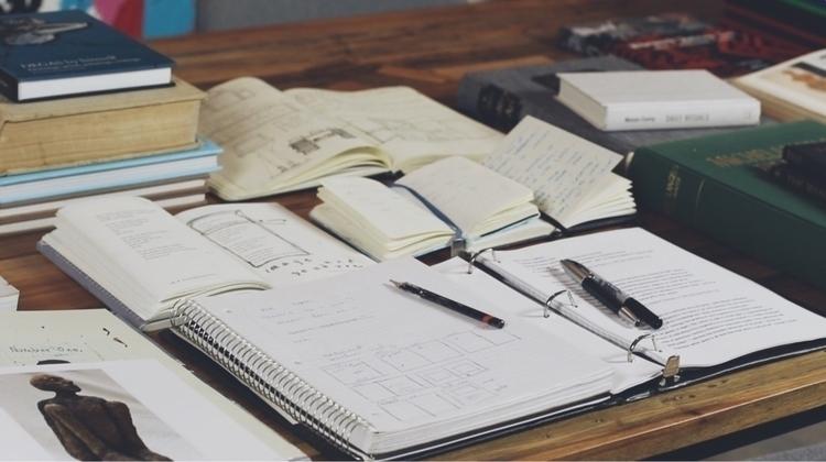 Studying creating ideas. I mind - samo4prez | ello