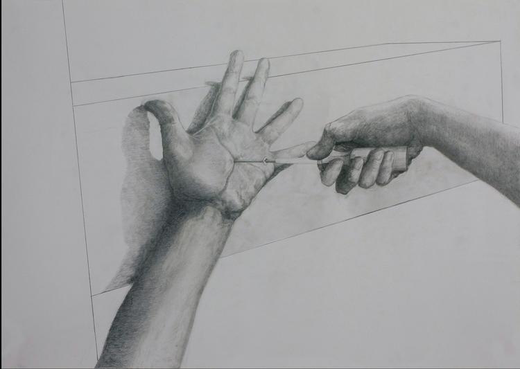 LOST CONSTRUCTION_#pencil paper - aleksandarvbrankovic | ello