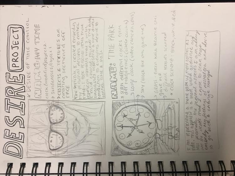 Desire project: Time control. D - livbowman | ello