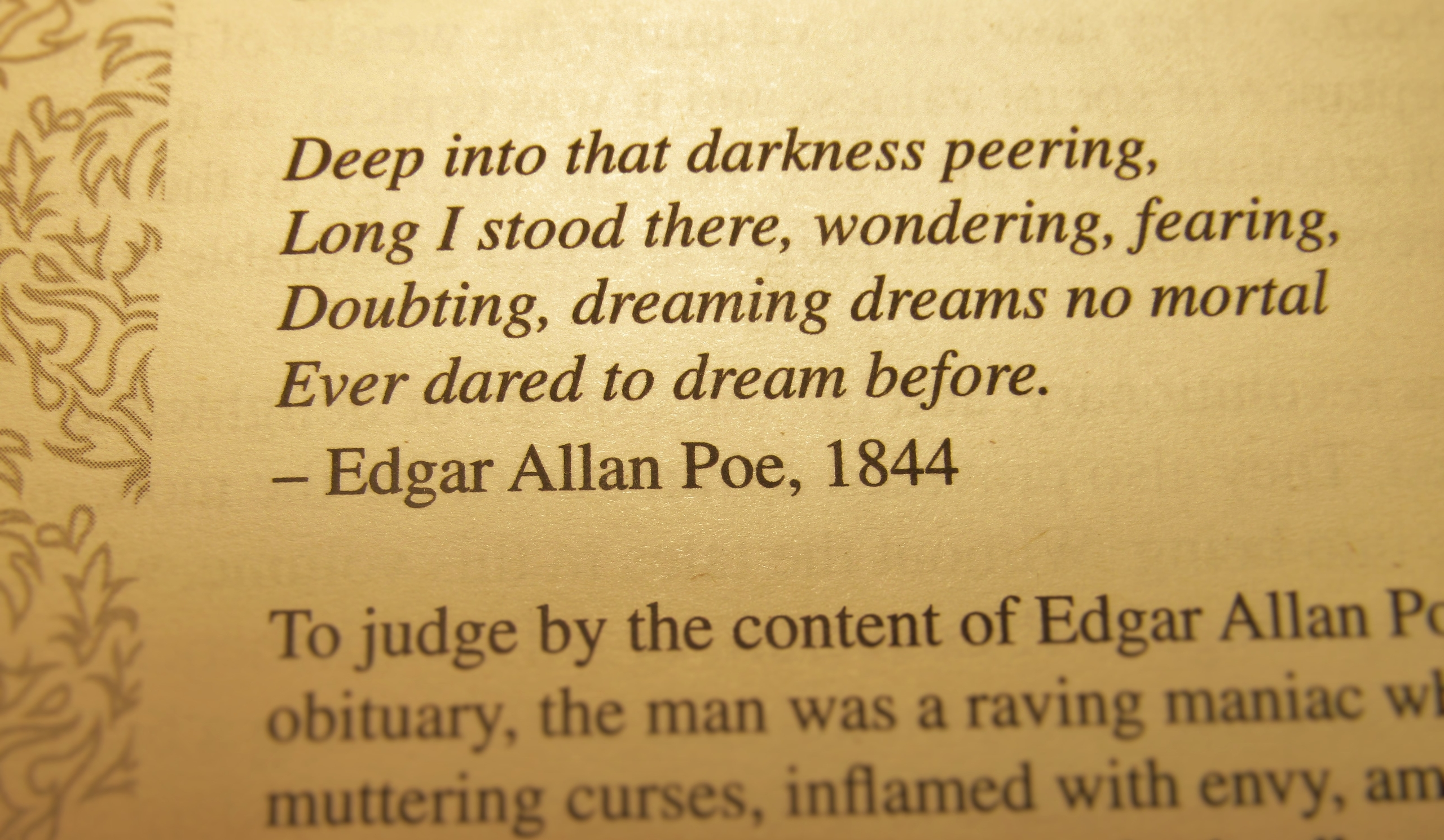 Happy Birthday Edgar Allan Poe! - ruthohaganartist | ello