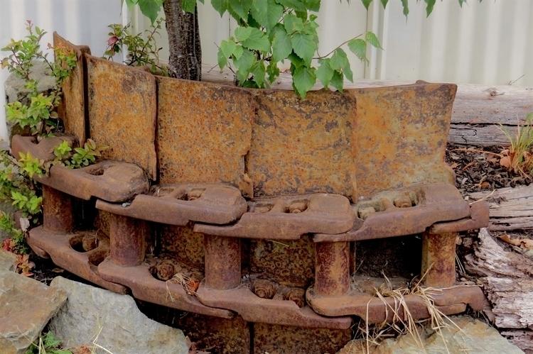 A discarded piece industrial eq - dave63 | ello