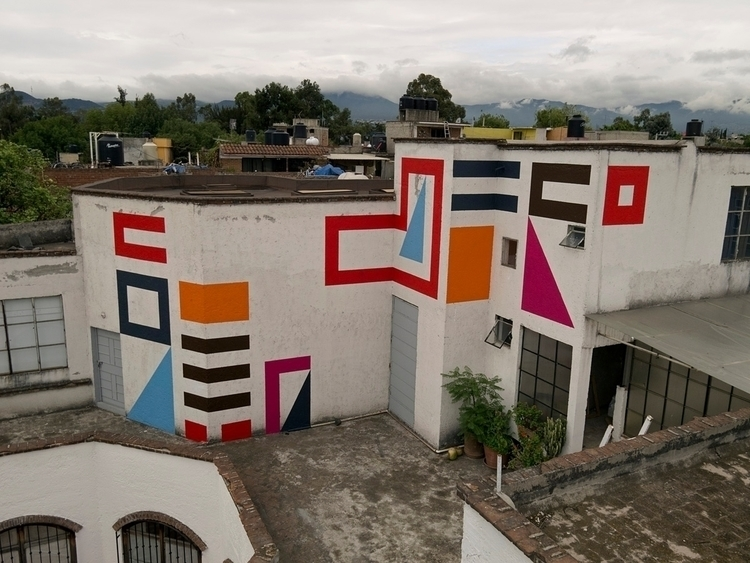La Quiñonera, Coyoacán, Mexico  - eltono | ello