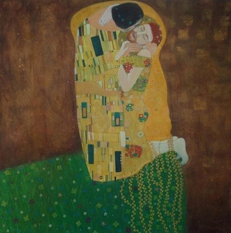 Tribute Gustav Acrylic Canvas 1 - loic-le-phoque-fringant | ello