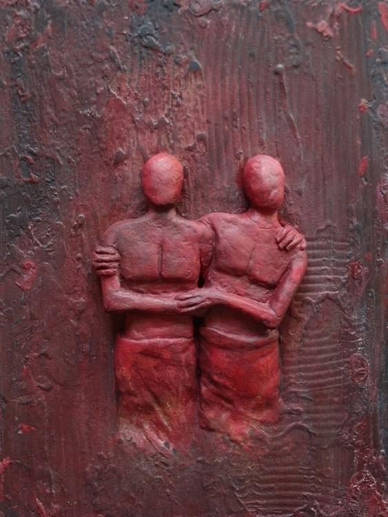 Relief 3 14 cm 20 gay lgbt quee - loic-le-phoque-fringant | ello