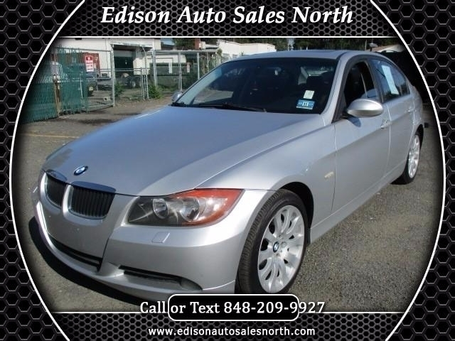 Used 2007 BMW 3-Series 328xi Sa - edisonautosalesnorth | ello
