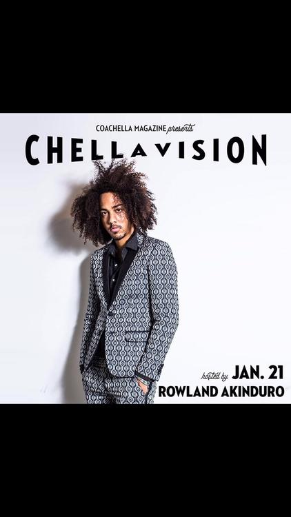 Coachella Magazine presents: Ch - rowlow | ello