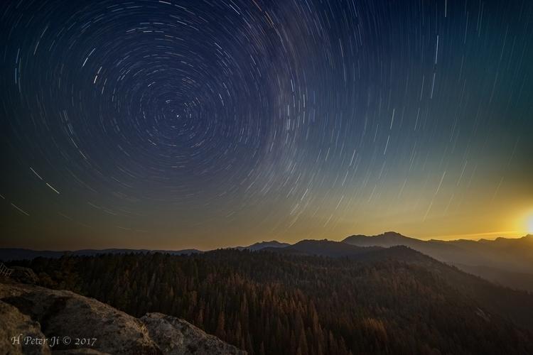 Almost felt sunrise As moon ros - scorpioonsup | ello
