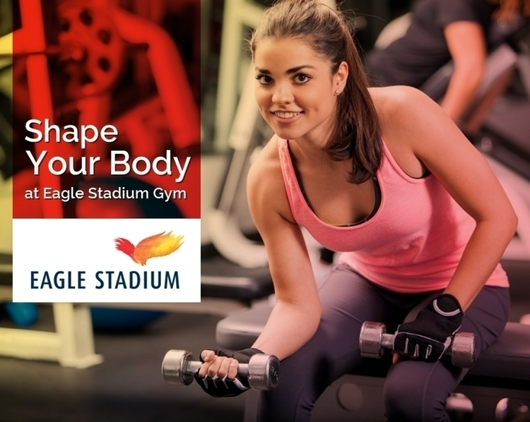 Gym place body fit healthy kind - eaglestadium | ello