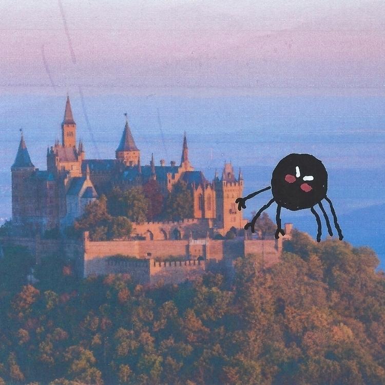 """Then heck destroy castle?"" yel - littlefears | ello"