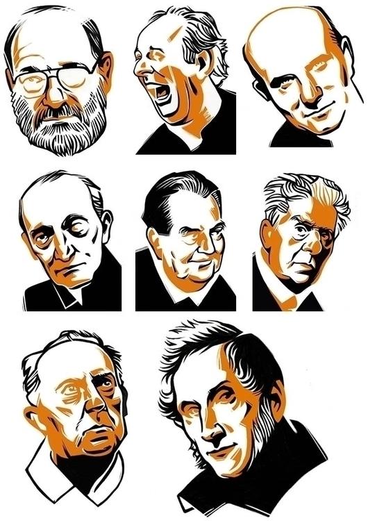 Italian writers (designed Liber - canuivan   ello