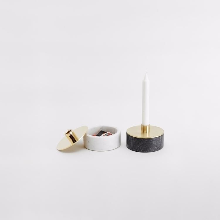 Cache minimal candleholder crea - leibal | ello