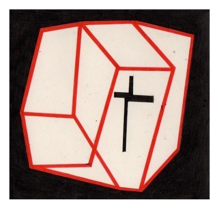 Coffin. A6, 2015. art hell farc - carpmatthew | ello