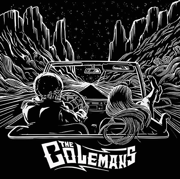 Album artwork The Colemans, sto - jaimeraposo | ello