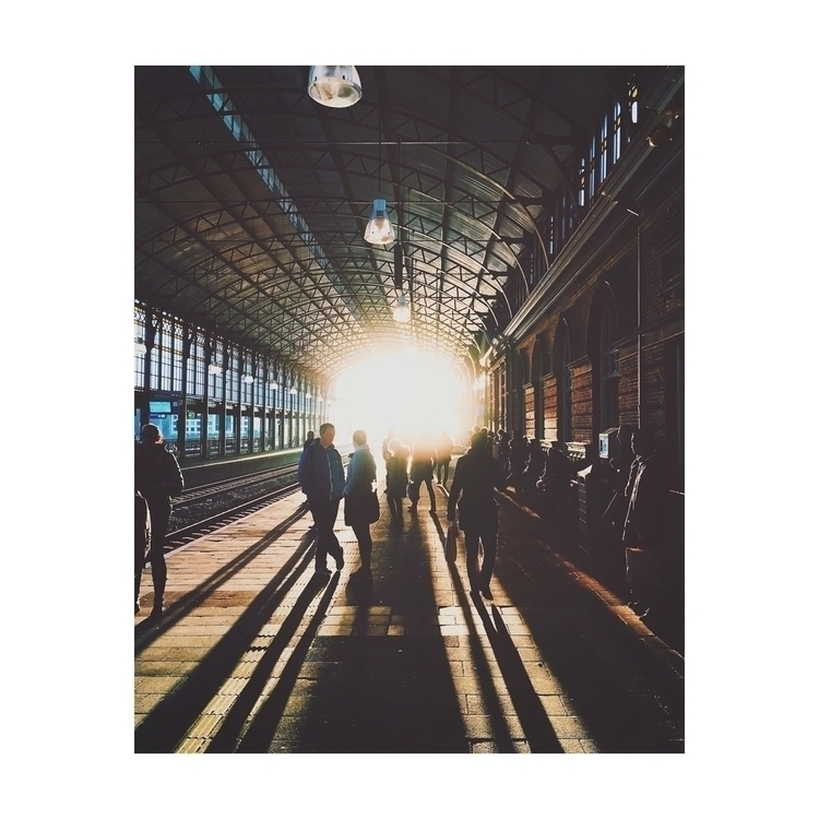 "Den Haag HS train station 🚉. ""T - olivia_m 