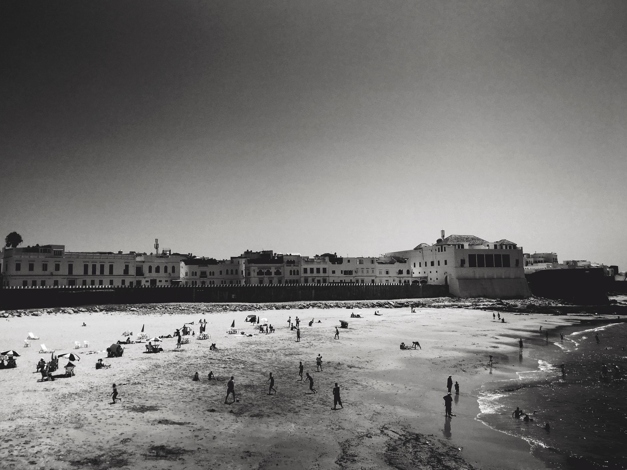 Beach Day (Morocco 2016 Nikon D - dainahodgson | ello