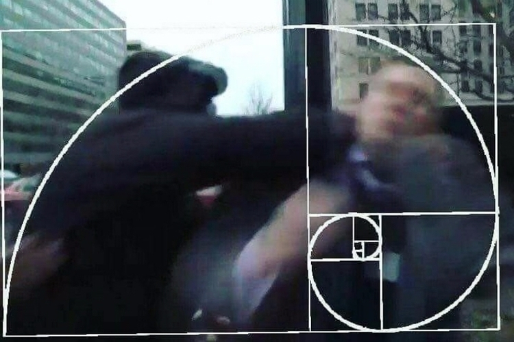 This nazi punching meme I Twitt - codenamesarah | ello