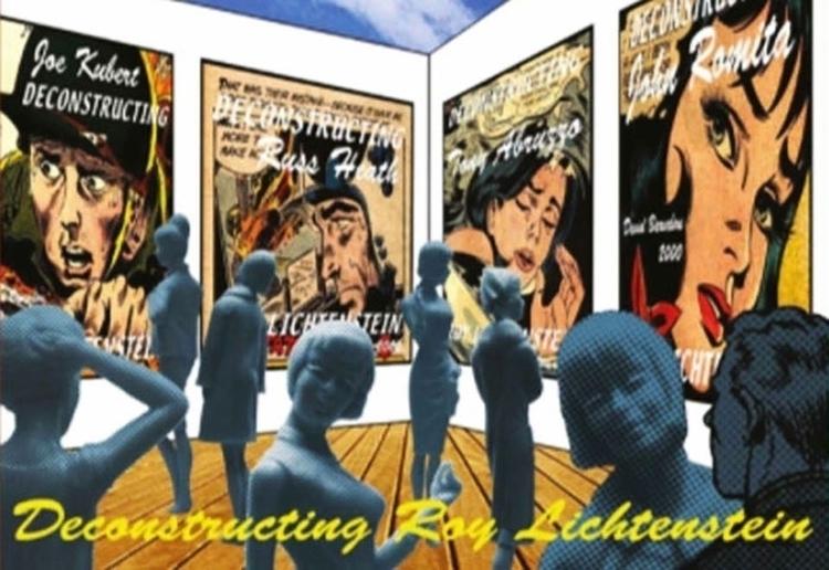 Deconstructing Roy Lichtenstein - david-barsalou-mfa | ello