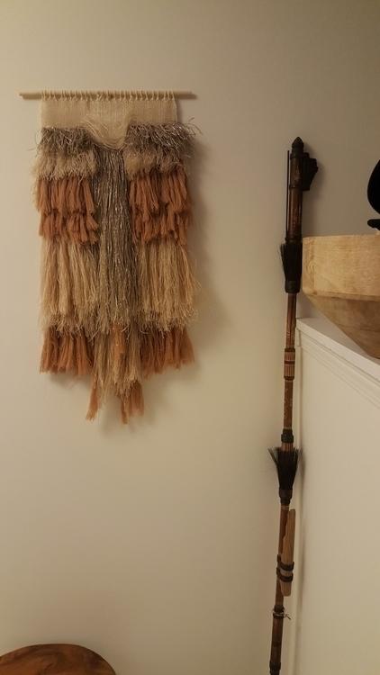 "wall hanging ""Caliope"" sold - woodrowandco | ello"