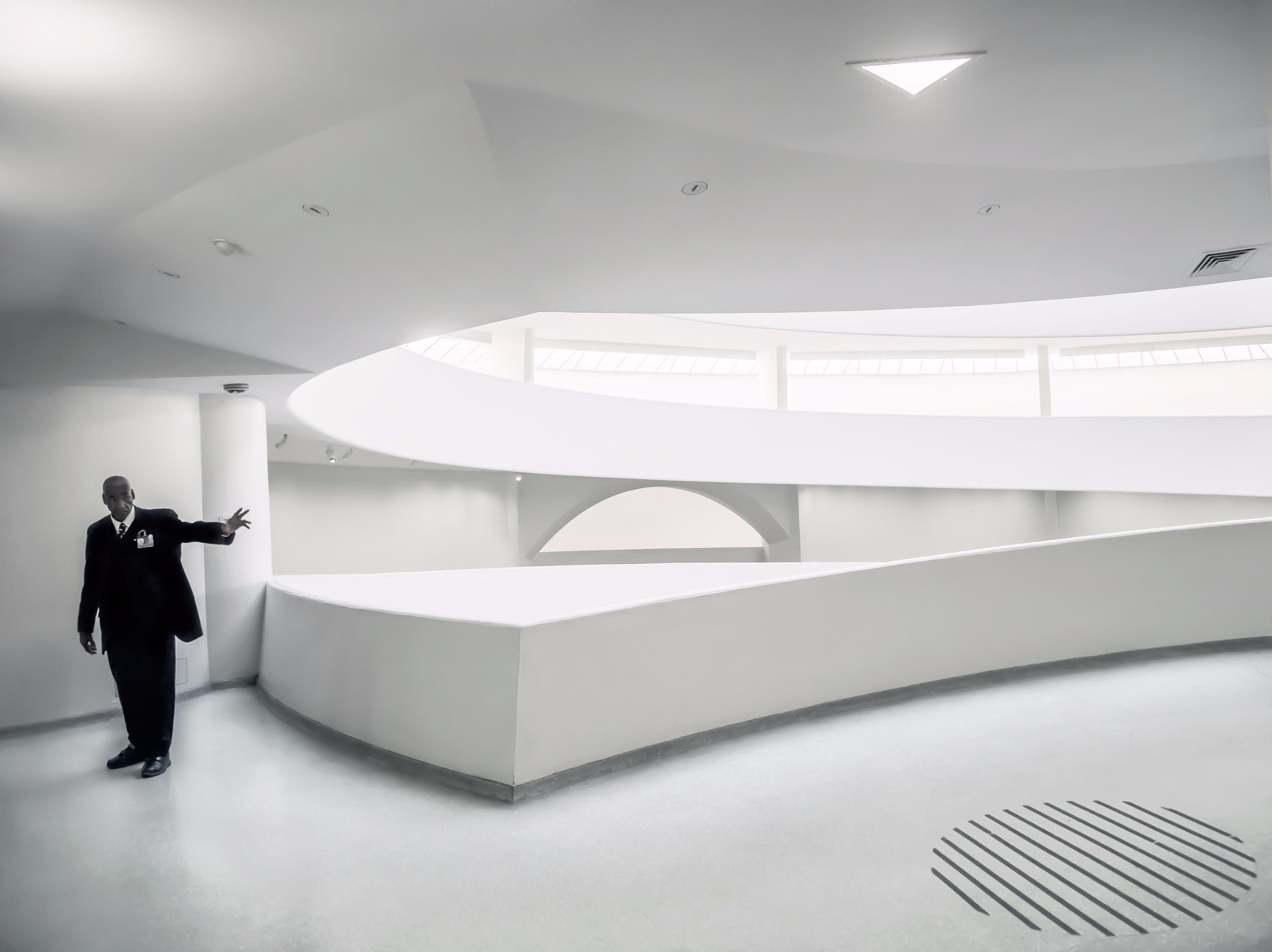 Guggenheim Museum, NYC, January - pajovsky | ello