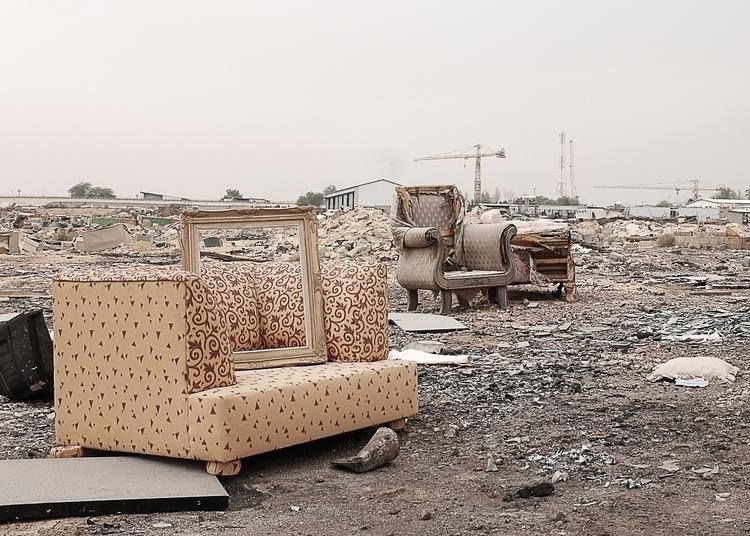 Sofa Graveyard V, Riyadh 2017 F - adrianopimenta | ello