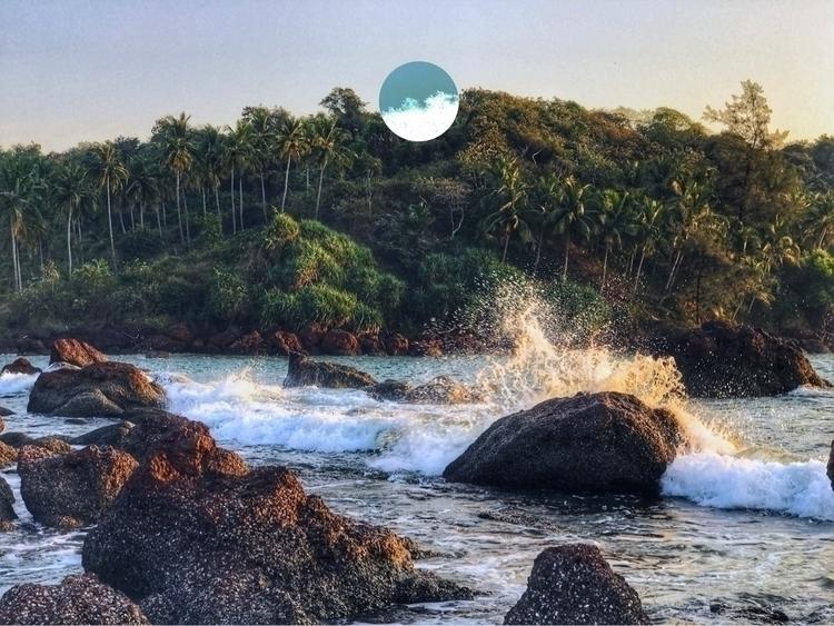 find India / 2017 textures land - alexandrascotch | ello