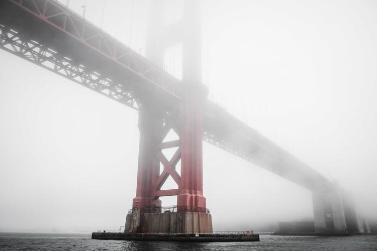 Fogged In Fog envelops San icon - mattgharvey | ello