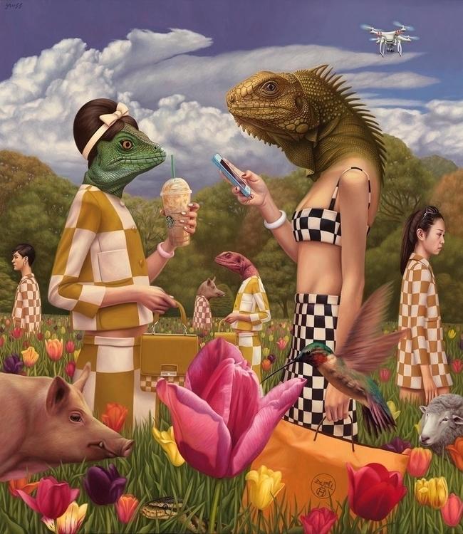 'Sunday Park Reptilians' Alex G - wowxwow | ello
