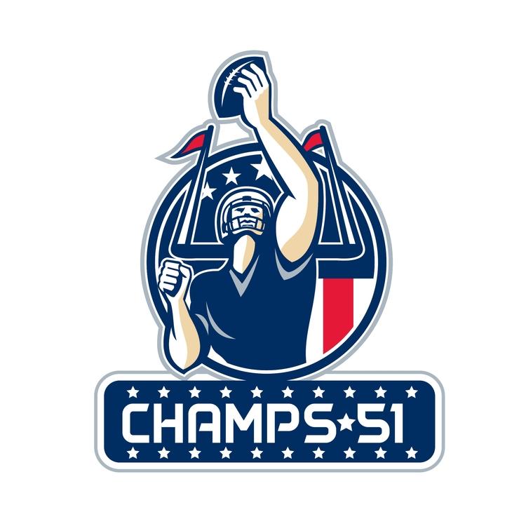 Football Champs 51 New England  - patrimonio | ello