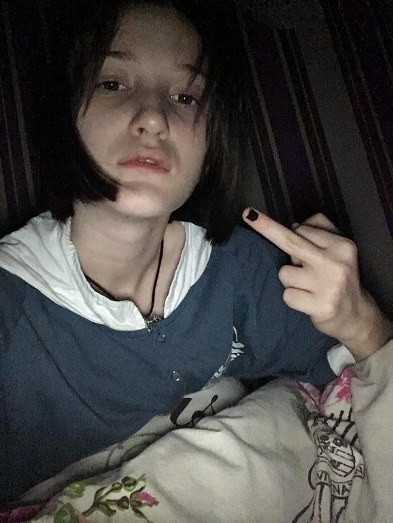 My finger beautiful face... :)) - khatia_ | ello