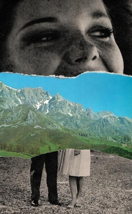 landscape I. ellocollage collla - awardrobeinspace | ello