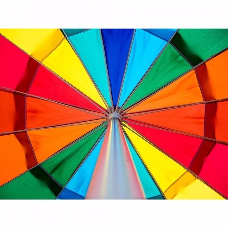 Rainbow rainbow umbrella colorf - brian_godfrey | ello