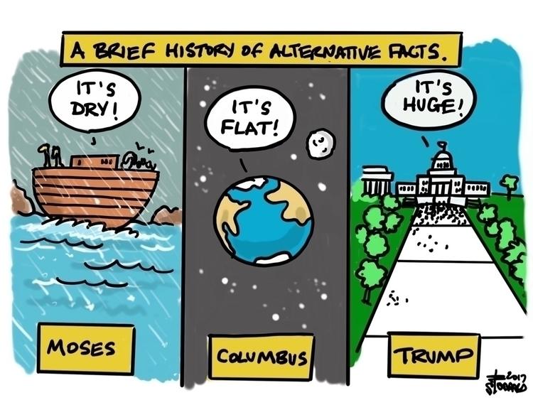 History Alternate Facts illustr - sstoddard   ello