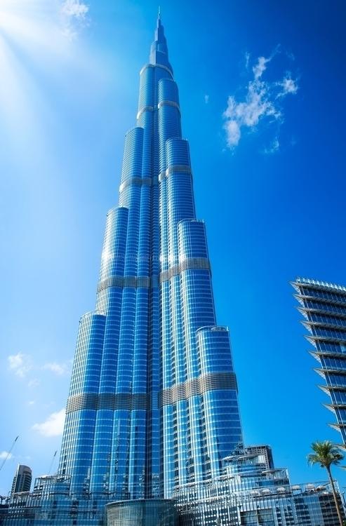 Burj Khalifa Dubai, United Arab - sakkeerpoozhithara | ello
