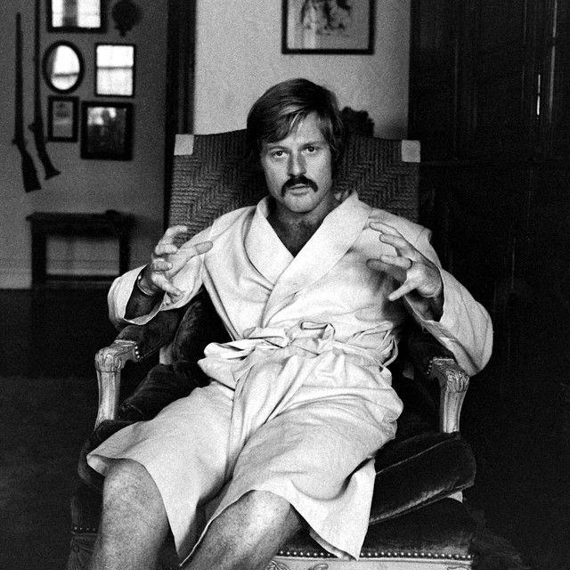 RobertRedford chez lui, 1969 Hi - atmansayd | ello