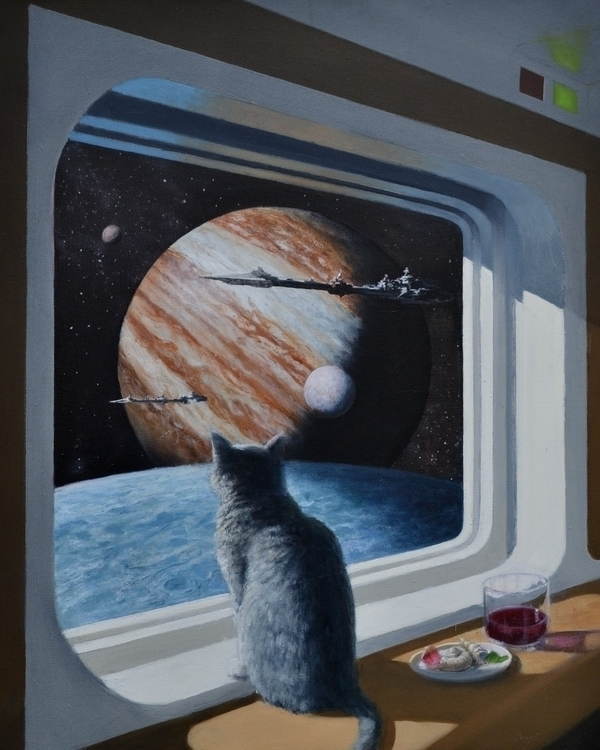 "cat"", created Keith Spangle clo - closetanon 