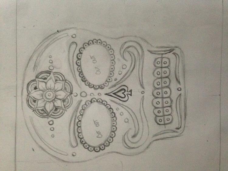 This officially final sketch sk - mgdelgado | ello