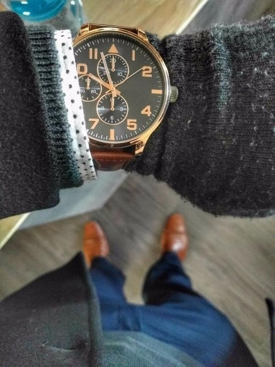 Classy watch men style fasion - joshuakeca | ello