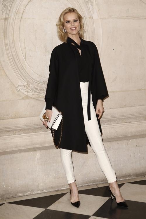 Eva Herzigova Dior Couture Spri - mariaelisacruzlima | ello