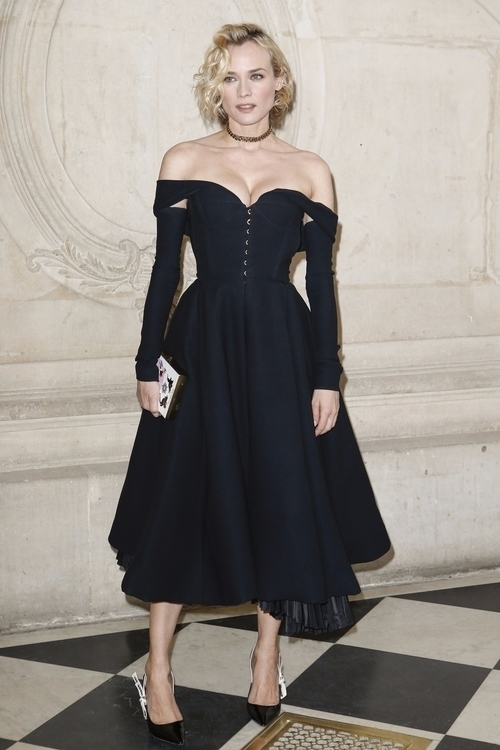 Diane Kruger Dior Couture Sprin - mariaelisacruzlima | ello