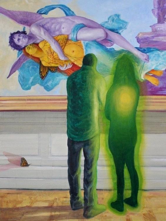 Toronto Artist Mark Liam Smith. - mariaelisacruzlima   ello