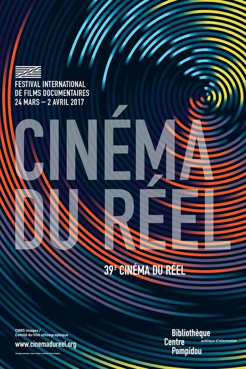 Poster design Cinéma du réel, i - robert_dasein | ello