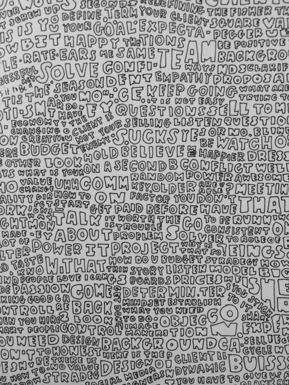 Scribbling Notes sketchbook wor - vaniagettkant | ello