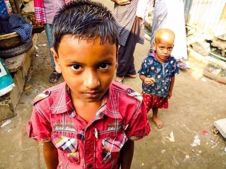 Another kid posing front camera - vinceboisgard | ello