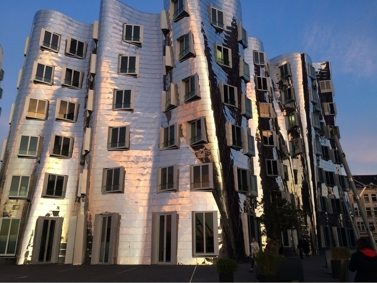 Duesseldorf Gehri buildings - sibo63 | ello